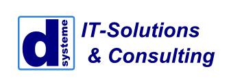 Logo D-Systeme - Partnerschaften - LM2 Consulting GmbH