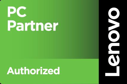 Logo Lenovo PC Authorized Partner - Partnerschaften - LM2 Consulting GmbH