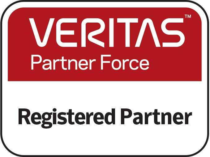 Logo Veritas Registered Partner - Partnerschaften - LM2 Consulting GmbH